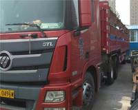 欧曼GTL双驱430马力大保险13米高低板
